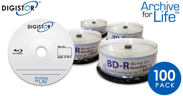Review of Digistor Blu-ray Products - Matt Chesin