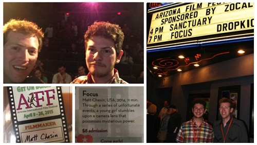 Arizona International Film Festival Review - Matt Chesin