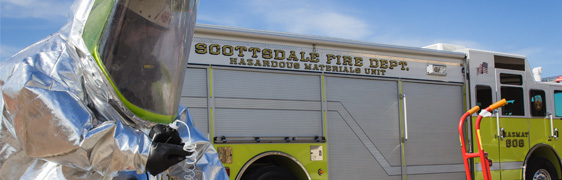 Scottsdale Fire Hazmat