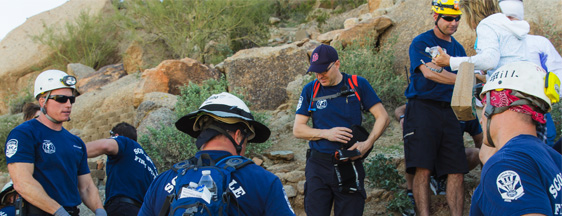 Scottsdale Fire Mountain Rescue