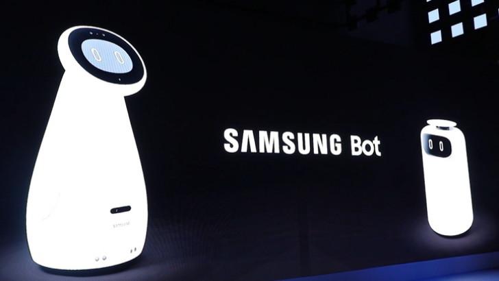Samsung Bot CES